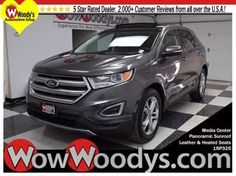 2015 Ford Edge For S