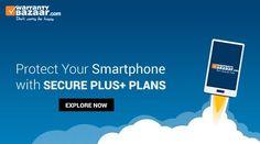 #Protect your #smartphones with Secure Plus+ Plans from #WarrantyBazaar Visit today http://www.warrantybazaar.com   #BeSafe