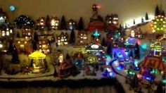 Christmas Village Display Tips | ... comments on LEMAX VILLAGE CHRISTMAS DISPLAY 2012 By: Jadelia - YouTube