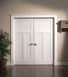 home interior door trim options | Moulding Profiles (Link to PDF)