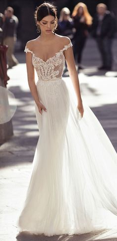 Gali Karten Wedding Dresses 2017 – Barcelona Bridal Collection