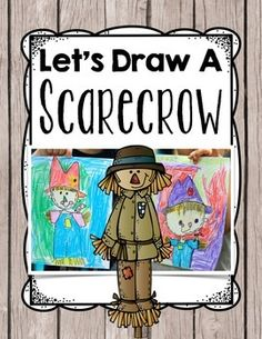 Scarecrow Directed Drawing, perfect for your Thanksgiving or Fall themed units!  It includes step by step directions for the scarecrow and a crow.  Also included is a video tutorial link!Like this freebie?  Take a look at the  Directed Drawing Bundle for the Entire Year Pack