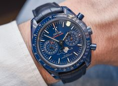 Omega Speedmaster 'Blue Side Of The Moon' Co-Axial Master Chronometer