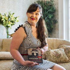 Jamie Brewer, actrice in American Horror Story, voorbeeld van zelfstandige Downer