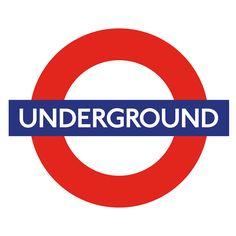 Cocorico, après 100 ans de bons et loyaux services, la typographie du métro londonien se fait refaire une beauté par un petit Français !
