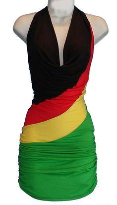 rasta dress for my sister