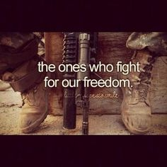 Fight for our freedom