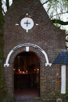 Sint Valentinus Kapel te Westerhoven #Sint #Valentinus #Kapel #Westerhoven #saint #valentine #chapel