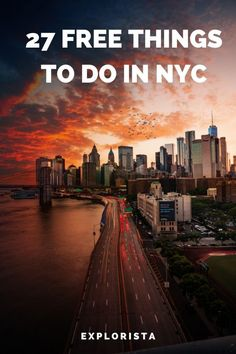 Guide to the best free things to do in New York City! | nyc travel, new york city guide