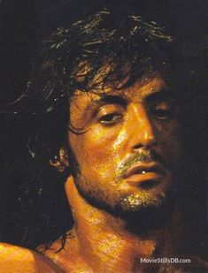 Rambo: First Blood Part II - Publicity still of Sylvester Stallone. The image measures 1018 * 1335 pixels and was added on 13 April Rambo 2, Stallone Movies, Silvester Stallone, Fitness Motivation Photo, Punisher Marvel, First Blood, He Is Coming, Star Wars, Hero Movie