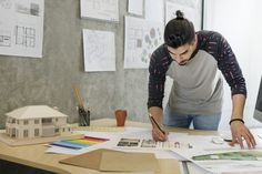 Design Studio Architect Creative Occupation Blueprint Concept photo by Rawpixel on Envato Elements Architect Drawing, Pinterest Design, Resume Objective, Making A Budget, Resume Design, Creative Thinking, How To Do Yoga, Design Trends, Concept