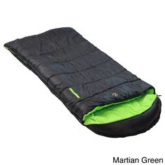These colorful sleeping bags for children are perfect for a camping trip or sleepover. Available in four fun colors, these warm sleeping bags will make your kids want to go to bed. A convenient stuff