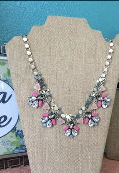 Calixta Bib Necklace · Bella Joule · Online Store • www.bellajoule.com •