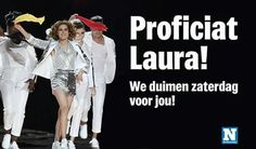 ☺ Proficiat #LauraTesoro #TeamLesoro #TeamBelgium  We zijn erbij ✌❤ Go go #Belgium We Got it  Awesome   #EurovisionLatvia #ProudBelgians #TrotseBelgen #IkBenBelg #ILikeBelgium #BelgiumIsBeautiful