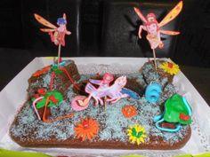 Mia and me#bolos aniversário 3D#3D birthday cakes#kids parties