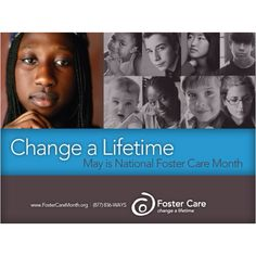 May is Foster Care Awareness Month  - Change a life, become a foster parent!Over 14,000 Arizona children are in need of loving homes. We provide ongoing support to our foster families.  Learn more ... www.CatholicCharitiesAZ.org/foster