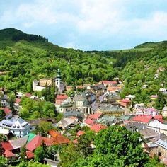 Banská Štiavnica - Slovakia Places Around The World, Around The Worlds, Heart Of Europe, Famous Places, Retelling, Eastern Europe, Czech Republic, Homeland, Hungary