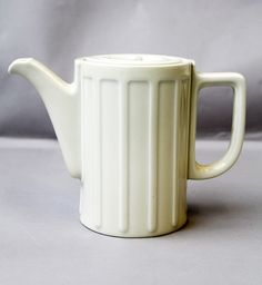 Hutschenreuther Coffee Pot Ceramic 1930 Bauhaus