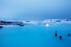 Blue Lagoon, Iceland Jan 2012 | www.lucyjohnston.co.uk | Flickr