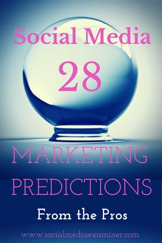 Are you wondering what 2015 might look like for social media marketing?  @smexaminer has you covered.  They asked 28 social media pros to share their expert opinions and predictions for 2015!