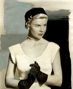 Most Recent Images Of Doris Day | please find a sledge hammer and hit yourself in the head repeatedly.