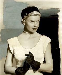 Doris Day. iconic