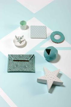Mint Pastel Love from Me & My Trend