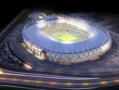 Eco-sostenibilità: per i #Mondiali2014 gli standard non vengono solo raggiunti, ma perfino superati. http://ow.ly/wUxzT #Brasile2014