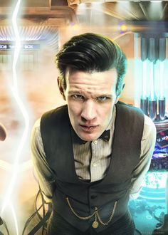 journey to the centre of the TARDIS.