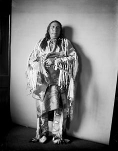 Owl Child - Blackfeet (Pikuni) - 1903