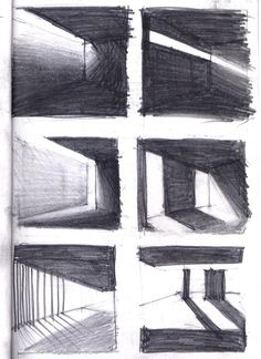 Best lighting architecture shadow interiors 41 ideas lighting architectural drawings of interesting buildings architectural buildings drawings ilustration interesting