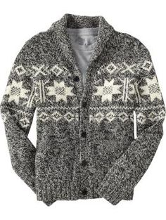 I pinned this sweater because the holiday's are coming up, and this would make a perfect Christmas Eve sweater.