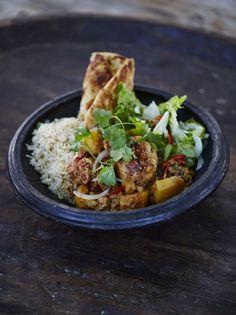 Jamie Oliver's Gurkha Chicken Curry