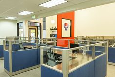 Paddle Palace, Tigard, OR, open office furniture, Design and Construction by Emmett Phair