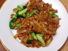 Pad See Ew - been wanting to know how to make this!
