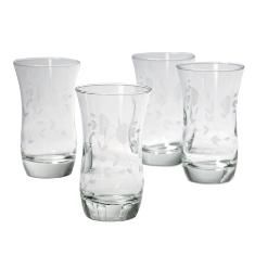 #PrincessHouse beverage #glasses...set of 4.....fits great in your hand! retail price:$39.95   Click on picture for more details.    WE SHIP ANYWHERE IN THE U.S.  lindabradley@myprincesshouse.com