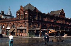 1940s: New York in colour