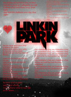 valentine's day linkin park guitar tabs