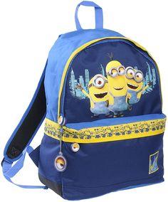 Minions, Fashion Backpack, Backpacks, Bags, School Backpacks, Purses, Totes, Backpack, Lv Bags