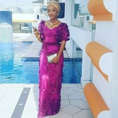 Here are some Aso-Ebi fashion styles you would love!Nigerian weddings are never boring. The wedding red carpet is always full of glitz, glamour, and amazing moments when it comes to wedding guests' fashion. Brides are not afraid to choose bold and colorful Aso-Ebi fabrics for their...