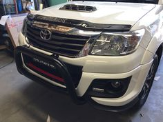 All New Hilux 2 5 V 4x4 Double Cab All Seat And Space Interior