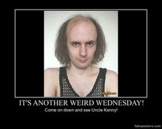 It's a Weird Wednesday in the ATL! C'mon on down to the Clermont Lounge and grab a beer with Uncle Kenny!