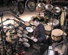 Terry Bozzio-Missing Persons and Frank Zappa