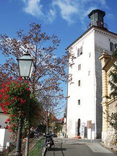 Tower Lotršćak, Zagreb
