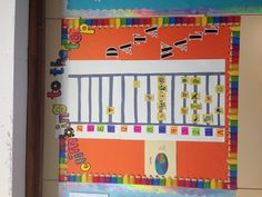 DRA2 Growth ladder:  Great way to show growth without using student names.