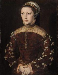 A Woman, ca. 1540-1550 (Unknown Dutch Master) Kunsthistorisches Museum, Wien GG_1045