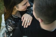 Chittenango Engagement Photos | Scott + Angelina » Ariel Kuhn Photography | central Ohio lifestyle & wedding photographer