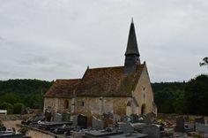 Eglise Saint-Martin te La Croisille (Eure 27)
