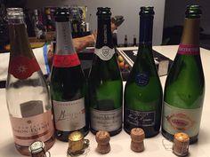 Cata de Champagne #champagne #elsalero #lasnegras