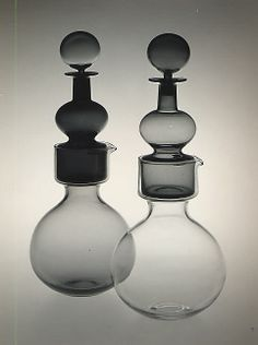 KREMLIN BELLS - by Kaj Franck (Finnish, born 1911). Blown glass and cork. 1957. © 2000–2014 The Metropolitan Museum of Art. All rights reserved.